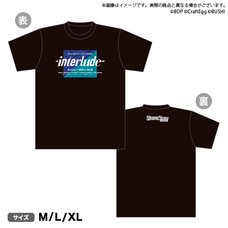 BanG Dream! Roselia x RAISE A SUILEN Rausch und/and Craziness -interlude- T-Shirt