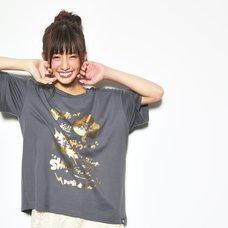 Love Live! Sunshine!! Aqours Quotes Gray T-Shirt