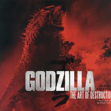 Godzilla The Art of Destruction