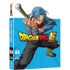 Dragon Ball Super: Part 4 DVD