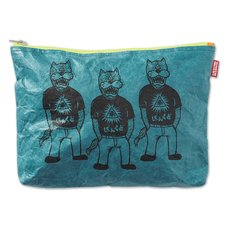 """PDS Oo""""kami"""" Turquoise Tyvek Pouch"""