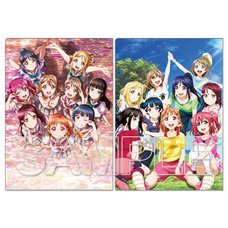 Love Live! Sunshine!! Clear File Set Vol. 2
