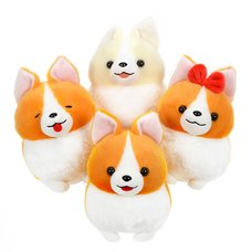 Ichi Ni no Corgi Dog Plush Collection (Standard)