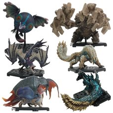 Capcom Figure Builder Monster Hunter Standard Model Plus Vol. 17 Box Set (Re-run)