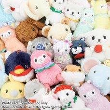 Randomly Selected Mini Plush Set