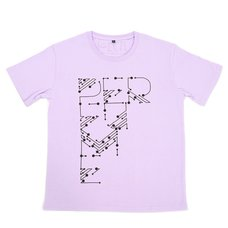 Perfume 3rd World Tour T-Shirt (Orchid)