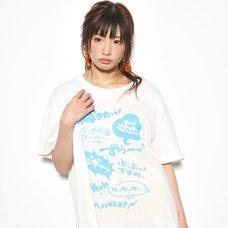 Love Live! Sunshine!! Aqours Quotes White T-Shirt