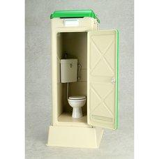 Mabell Original Miniature Model Series 1/12 Scale Portable Toilet TU-R1W