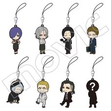Tokyo Ghoul:re Rubber Strap Collection Vol. 2 Box Set