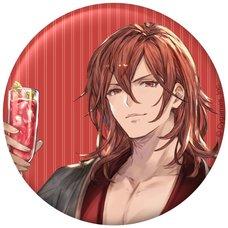 Granblue Fantasy × IKEPRI25 Button Badge (Percival)