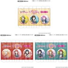 Love Live! Series Nijigasaki High School Idol Club All Stars Official Pin Badge Set