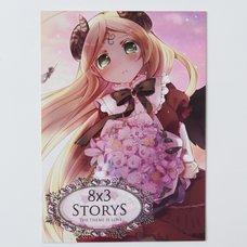 8 x 3 Storys