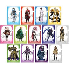Fate/Extella Link Clear File Collection