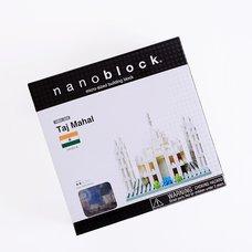 Nanoblock Taj Mahal