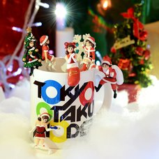 Fuchico on the Cup Christmas
