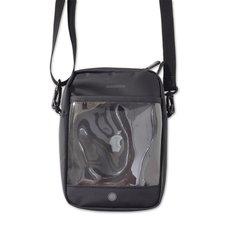 "PDS ""Aitsu""pple Black Mini Shoulder Bag"