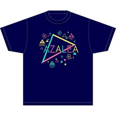 Love Live! Sunshine!! Unit Live Adventure 2020 AZALEA First Love Live! ~Amazing Travel DNA~ Try Again T-Shirt