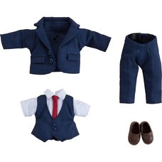 Nendoroid Doll: Outfit Set (Navy Suit)