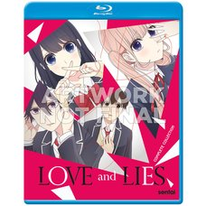 Love and Lies: Complete Collection Blu-ray