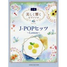 J-Pop Hits Piano Solo: Lemon