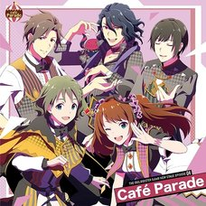 The Idolm@ster SideM New Stage Episode 04: Café Parade