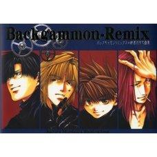 Backgammon-Remix Kazuya Minekura's Art Book