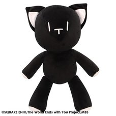 The World Ends with You the Animation Mr. Mew Big Plush