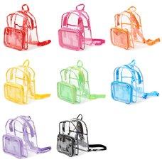 TOM Ita-bag: Clear Backpack