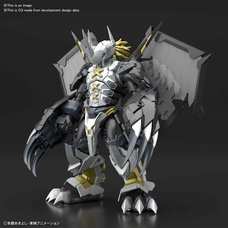Figure-rise Standard Digimon Black WarGreymon Amplified