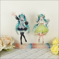 Hatsune Miku Birthday Party Acrylic Stand Collection: Miku BD 2020 Ver.