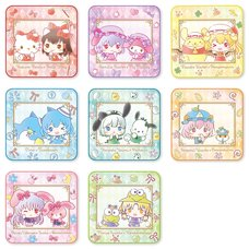 Touhou Project x Sanrio Characters Hand Towel Collection