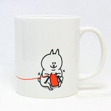 Nyathees Mug -  Knitting