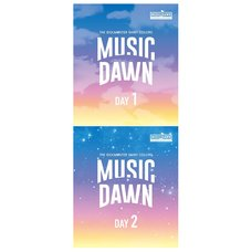 The Idolm@ster: Shiny Colors -Music Dawn- Blu-ray Regular Edition (2-Disc Set)