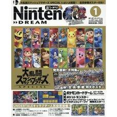 Nintendo Dream January 2019