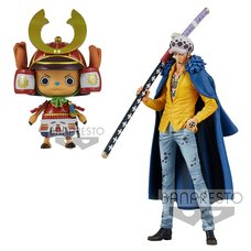 DXF One Piece Wano Country -The Grandline Men- Vol. 19