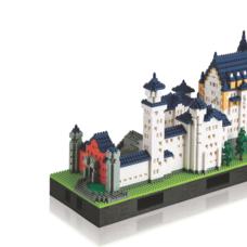 Nanoblock Neuschwanstein Castle