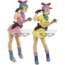 Dragon Ball Glitter & Glamours Bulma Vol. 3