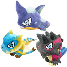 Monster Hunter Plush Collection Vol. 4