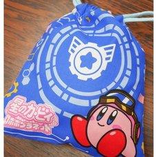 Kirby: Planet Robobot Drawstring Bag
