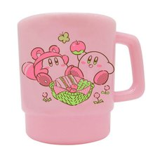 Kirby Super Star Stacking Mug