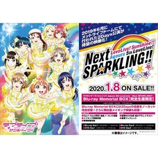 Love Live! Sunshine!! Aqours 5th LoveLive! ~Next SPARKLING!!~ Blu-ray