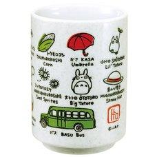 My Neighbor Totoro Totoro & Friends Japanese Teacup