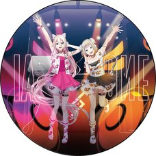 IA & ONE 2020 DJ Round Towel