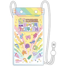 Love Live! Nijigasaki High School Idol Club Shuffle Festival Water Proof Smartphone Case