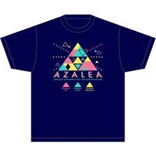 Love Live! Sunshine!! Unit Live Adventure 2020 AZALEA T-Shirt