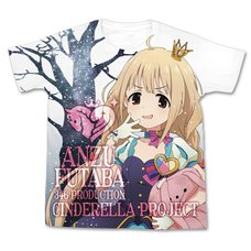The Idolm@ster Cinderella Girls My First Star!! Anzu Futaba Graphic T-Shirt