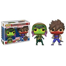 Pop! Games: Marvel vs. Capcom: Infinite - Gamora vs Strider