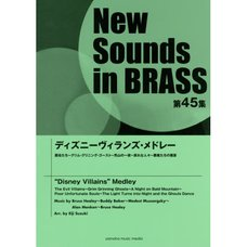 New Sounds in Brass Vol. 45: Disney Villains Medley