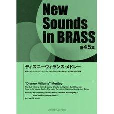 New Sounds in Brass Vol. 45: Disney Villains Medley