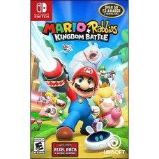 Mario + Rabbids Kingdom Battle Day 1 Edition (Switch)